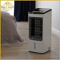 Мини кондиционер | Охладитель воздуха | Климатический Мобильный Портативный Напольный Комплекс с пультом