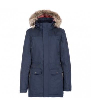 Зимняя женская куртка парка Trespass FAJKRATR0014 Navy