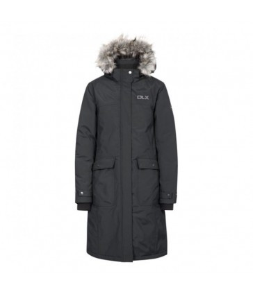 Длинная женская куртка Trespass FAJKDOM20005 Black