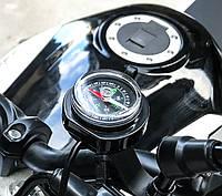 Гнездо USB компас на руль/зеркало мотоцикла 2.5А