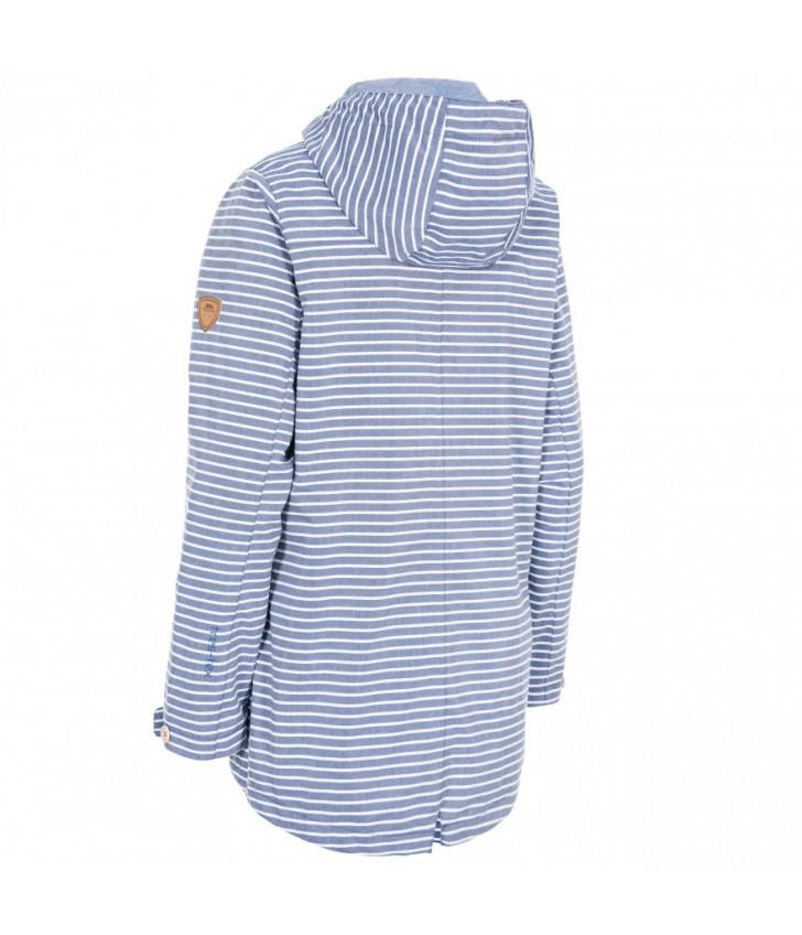 Куртка женская          Trespass FAJKRATR0021 Navy Stripe