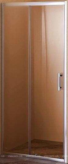 Душевые двери Sansa Душевые двери Sansa 120 см (SH-120AC)