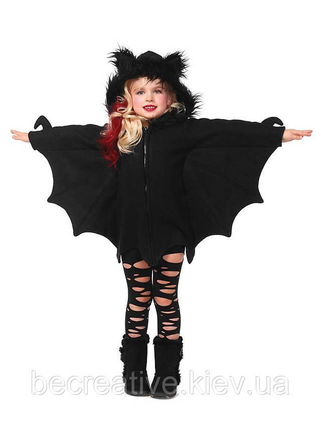 Детский карнавальный костюм летучей мыши