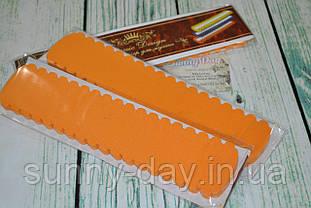 Органайзер для мулине CD 36 мест, цвет - оранжевый