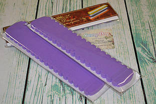 Органайзер для мулине CD 36 мест, цвет - фиолетовый