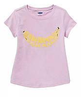 Дитяча літня трикотажна футболка Old Navy для дівчинки