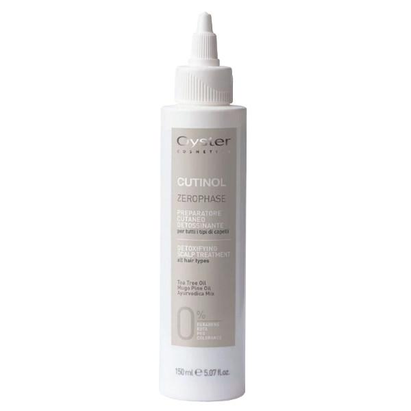 Пре-шампунь детокс для шкіри голови Oyster Cosmetics Cutinol Zerophase 150 мл