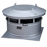 Крышные вентиляторы ВКО осевые