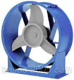 Вентиляторы осевые ВО 18-287