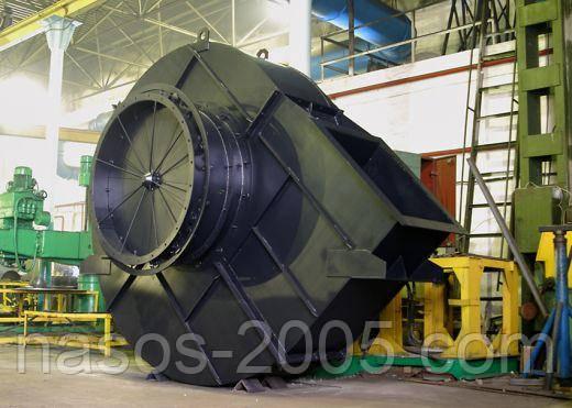 ДЫМОСОС ДН-21 (400/1000), ИСП. №3