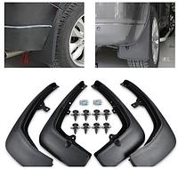 Брызговики полный комплект для Land Rover Range Rover Sport 2005-2010 (CAT500120PCL;CAS500070PCL), комплект 4шт MF.RRSP2010