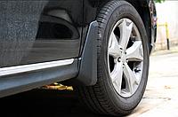 Брызговики полный комплект для Subaru Forester 2013- (J1010SG250MC), комплект 4шт MF.SUFO2013