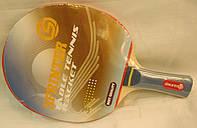 Ракетка для настільного тенісу H007, фото 1
