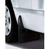 Брызговики задние для Volkswagen Transporter T5 оригинальные 2шт 7H0075101