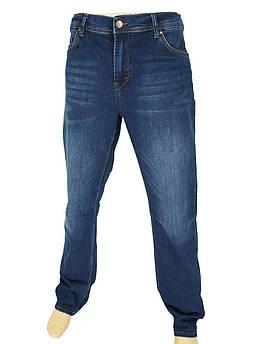 Стильные мужские джинсы Cen-cor CNC-1523 Blue темно-синего цвета
