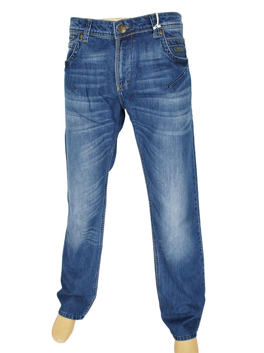 Мужские джинсы  Differ E-1803 SP.1057-11 прямого кроя