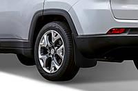 Бризковики задні для Jeep Compass 2011 - комплект 2шт NLF.24.07.E13
