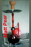 Кальян Matt Pear шарик красный цвет, фото 2