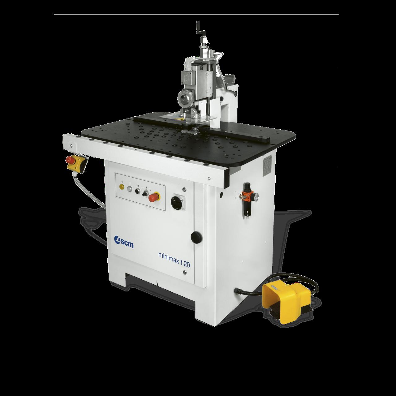 Кромкофрезерный станок minimax t 20 (SCM Group)