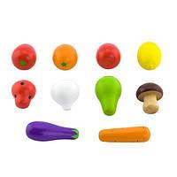 Набір кулінара Viga Toys Овочі і фрукти (50734)