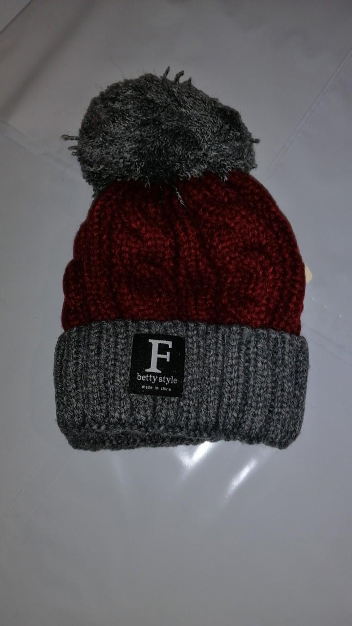 Женская шапка AL7991