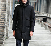 Мужская зимняя куртка AL-7870-10, фото 1