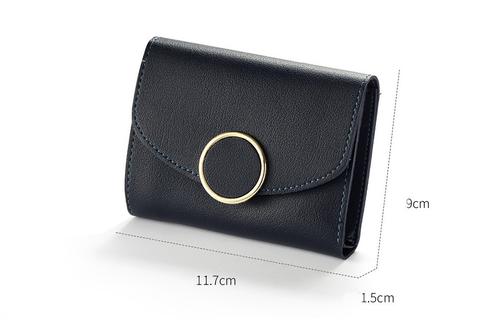 Женский кошелек AL-7584-10