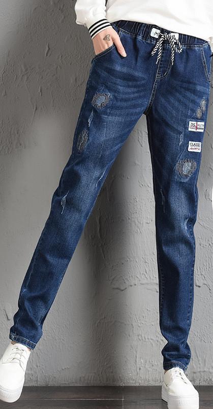 Женские джинси AL-8411-50