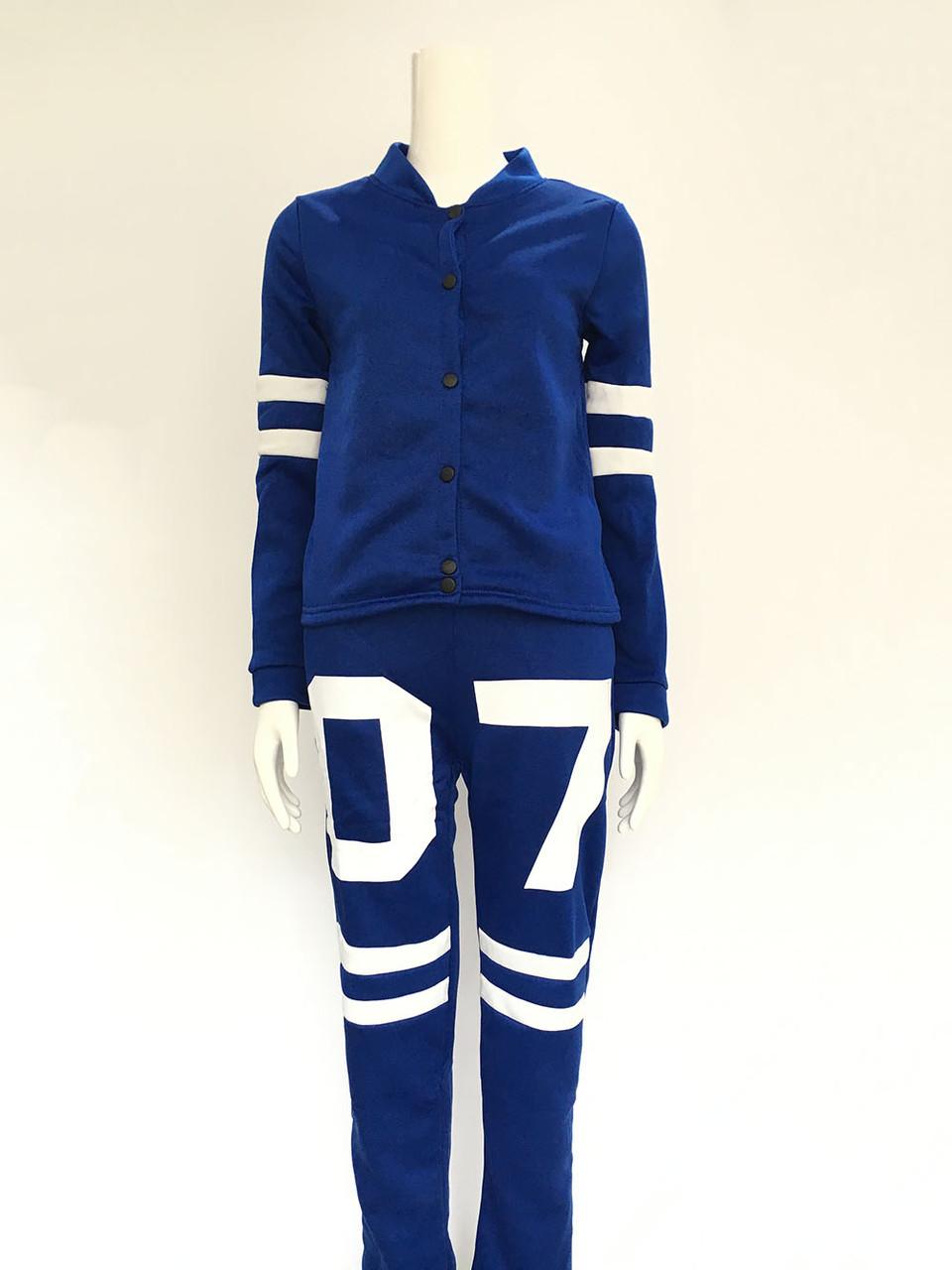 """Спортивный костюм """"07"""" AL-7725-50"""