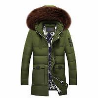 Мужская зимняя куртка AL-7851-42, фото 1