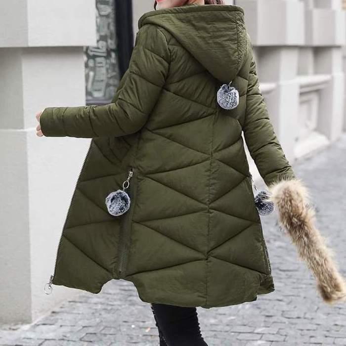 Женская куртка AL-7872-40