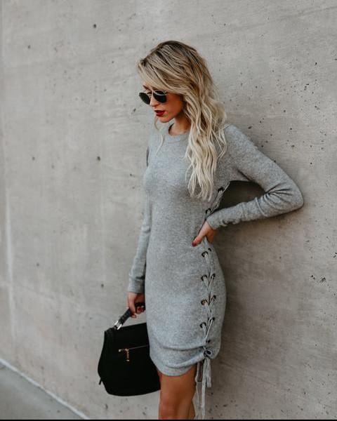 Женское платье AL-3095-75