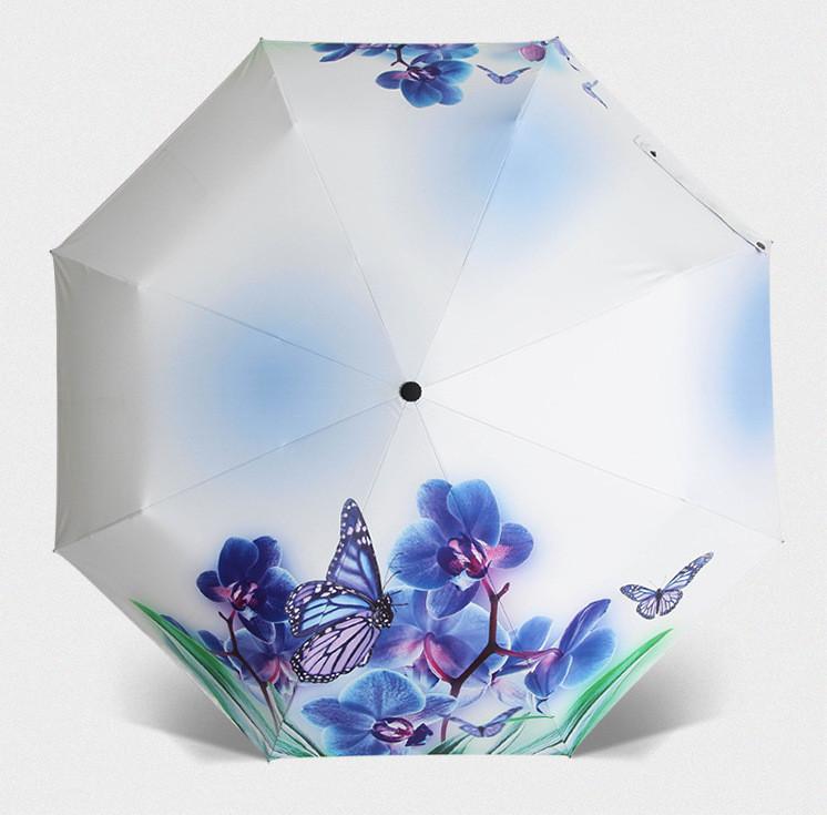 Зонт с цветами AL170035
