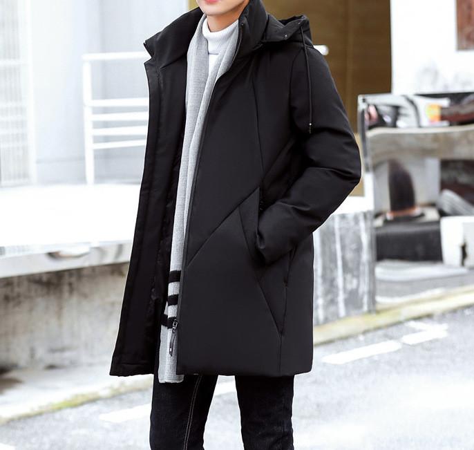Мужская зимняя  куртка AL-8454-10