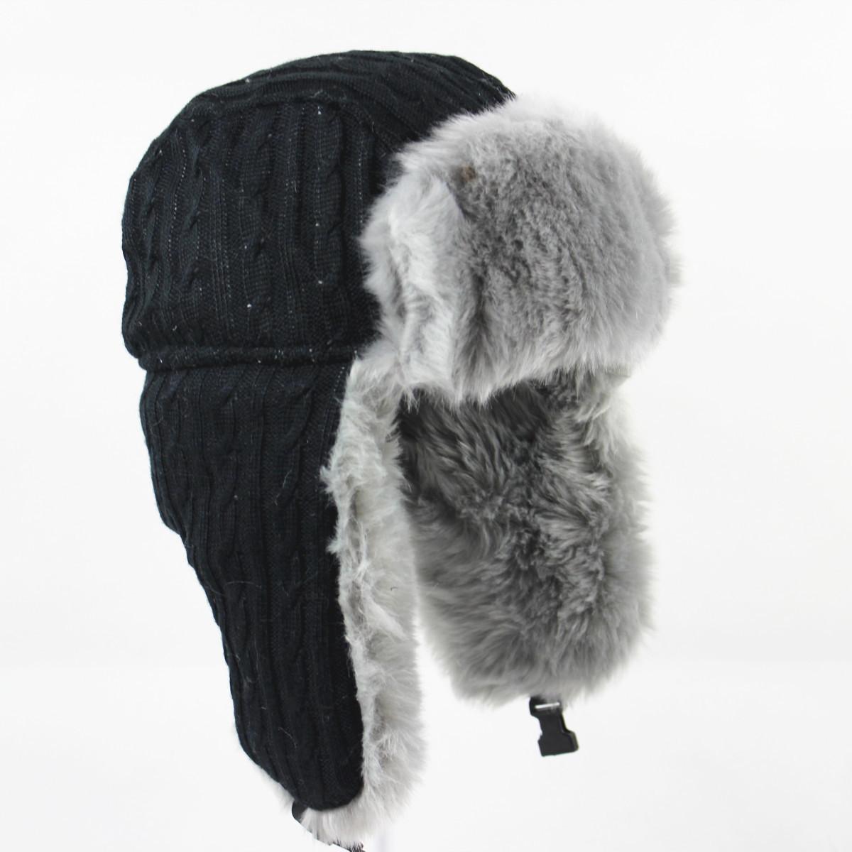 Женская шапка AL-7990-17