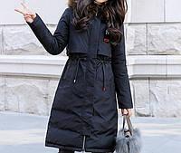 Женское зимнее пальто-парка AL-8511-10, фото 1