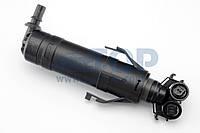 Форсунка омывателя фары прав., Распилитель фар 1T0955104B, Volkswagen Touran II (1T3) 10-16 (Фольксваген