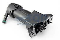 Форсунка омывателя фары прав., Распилитель фар 4F0955102B, Audi A6 (C6) 09-11 (Ауди A6)