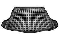 Коврик в багажник Honda CR-V III 2006 - 2012 черные, полиуретановые (Rezaw-Plast, 230520) - штука