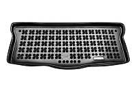 Коврик в багажник Toyota Aygo 2005-2014 черные, полиуретановые (Rezaw-Plast, 231724) - штука