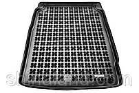 Коврик в багажник Bmw 5 (F10) (седан) 2009 - 2017 черные, полиуретановые (Rezaw-Plast, 232116) - штука