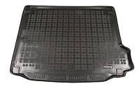 Коврик в багажник Bmw X3 (G01) 2017 - черные, полиуретановые (Rezaw-Plast, 232140) - штука