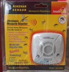 Ультразвуковой отпугиватель комаров Aokeman Sensor AO-606E