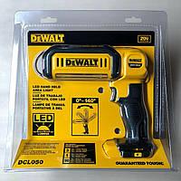 Аккумуляторный фонарь DEWALT DCL050 LED 20V MAX*