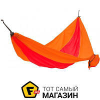 Гамак нейлон Kingcamp PARACHUTE HAMMOCK Yellow/Red (KG3753)