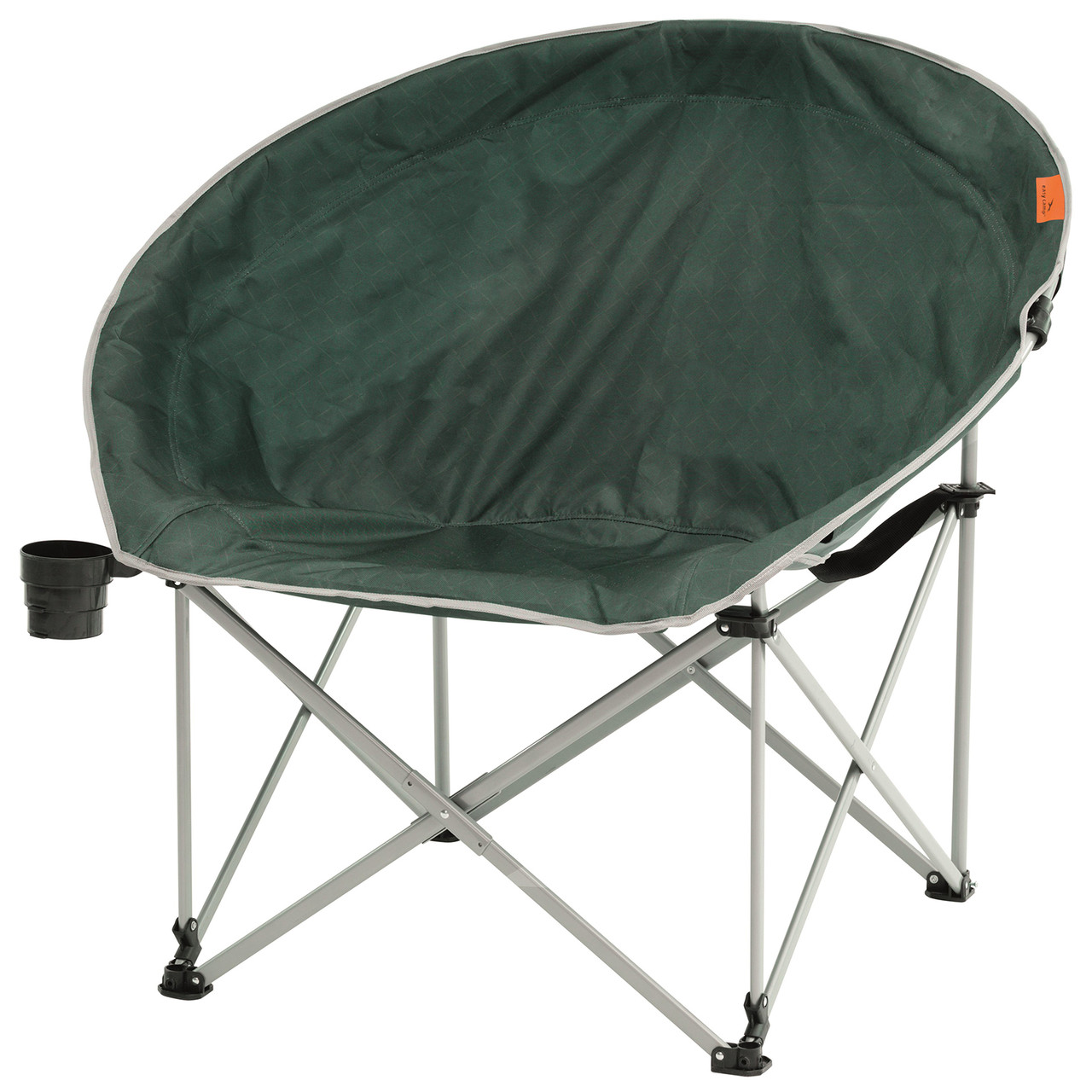 Кресло складное кемпинговое круглое Easy Camp Canelli с подстаканником и чехлом