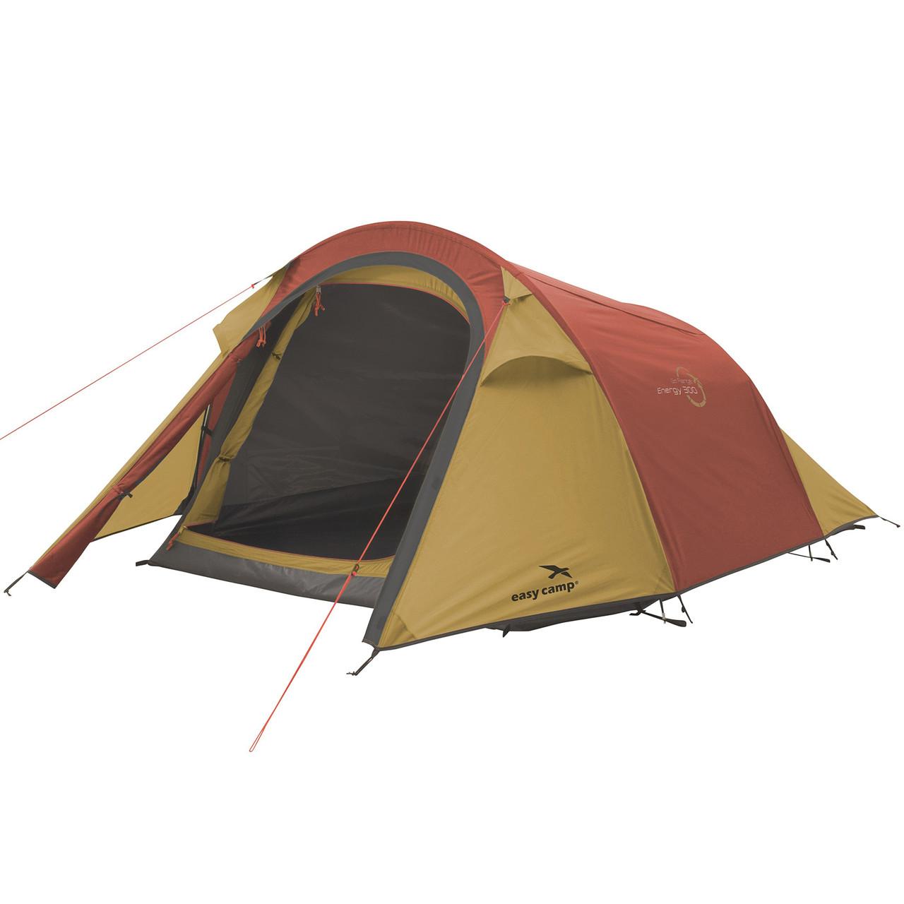 Палатка Easy Camp Energy 300 Gold Red