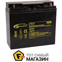 Аккумулятор свинцово-кислотный Gemix LP12-17