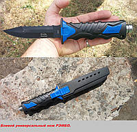 """Нож для дайвинга, выживания, тактический, охотничий нож туристический """"Рэмбо""""., фото 1"""