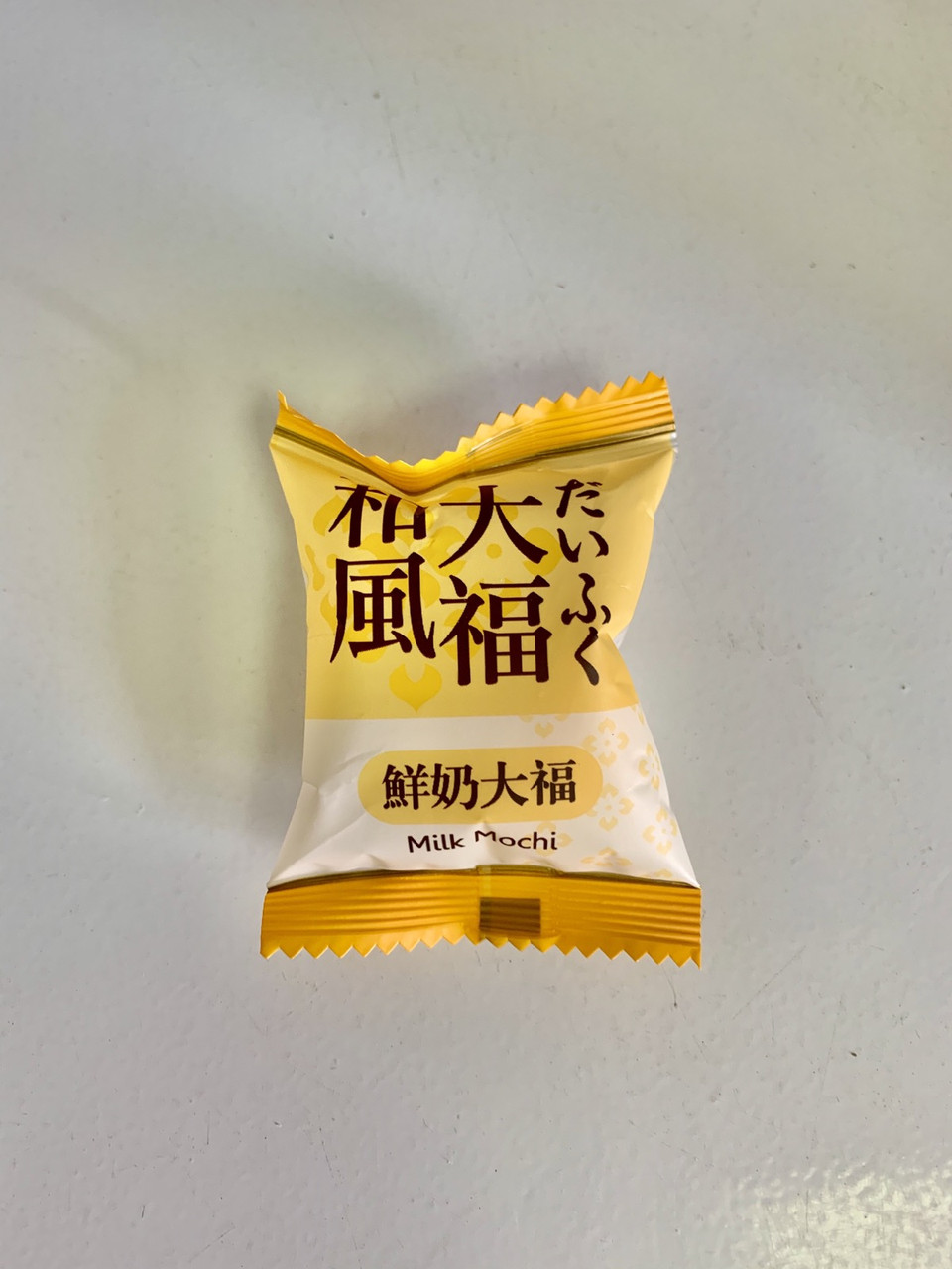 Японская лепешка Mochi Milk 20 g